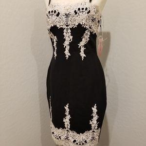NWT Haute Monde Dress Zip-Up Back XL